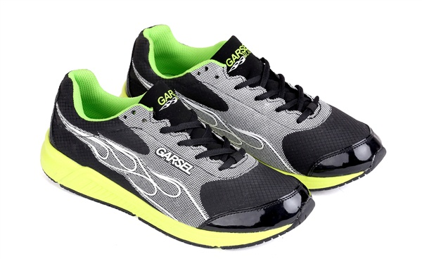 harga Sepatu Pria Running Black Green | Sport| Garsel E-020 Tokopedia.com