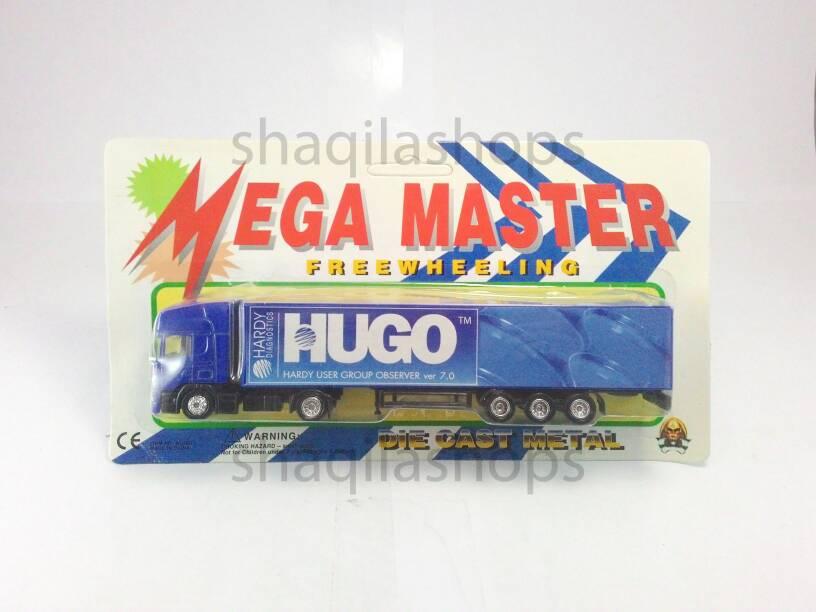 harga Diecast Truck Container Scania 1:87 by Mega Master Tokopedia.com