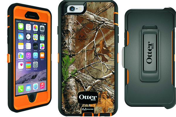 jual casing otterbox defender iphone 6 case realtree camo