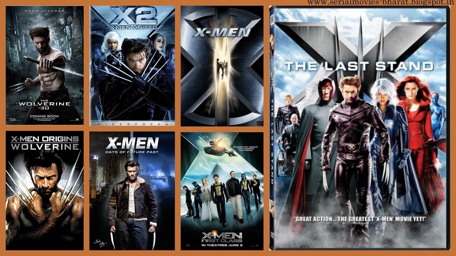 jual dvd xmen movie collection movie play tokopedia