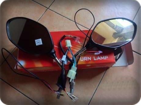 Jual Spion SEIN LED Untuk Semua Motor Honda Vario Supra