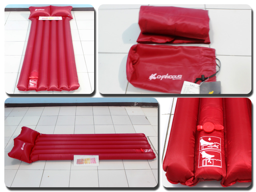 Jual Matras Angin Kasur Angin SLEEPING PAD CHANODUG