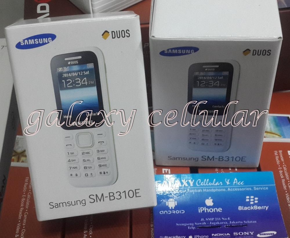 Jual Samsung Sm B310e B310 E Piton Galaxy Cellular Tokopedia