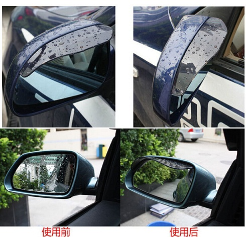 Harga Mika Pelindung Spion Mobil dari Hujan (1 Set Isi 2) O606