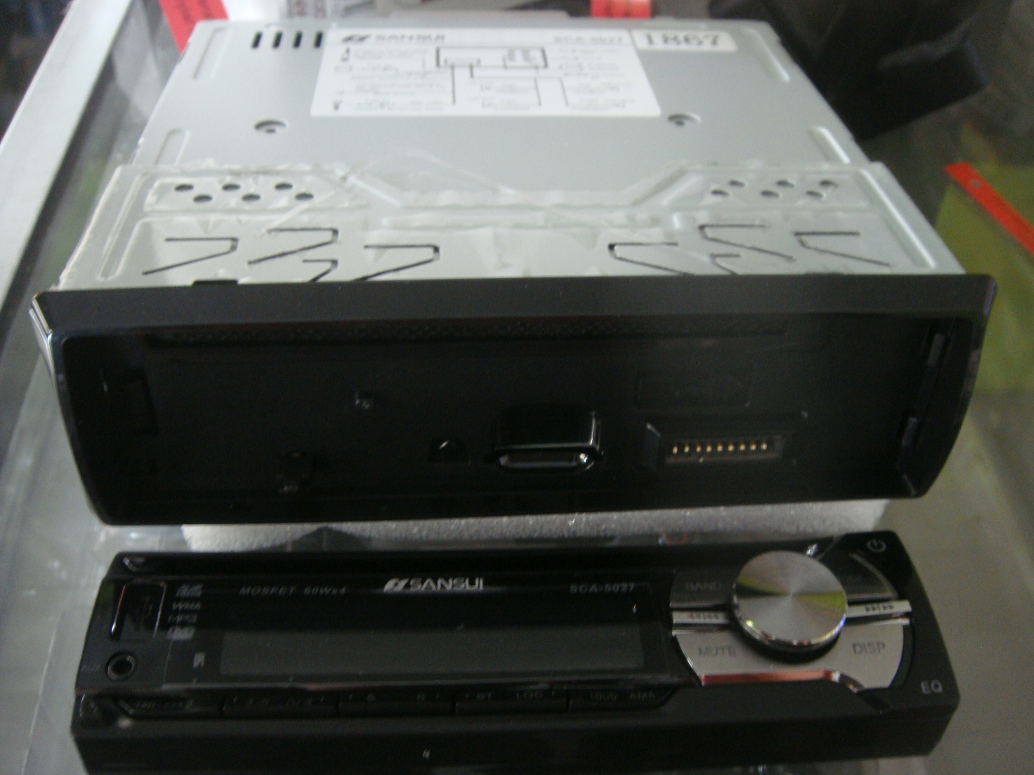 jual dvd mobil sansui dvd usb sd card radio player made. Black Bedroom Furniture Sets. Home Design Ideas