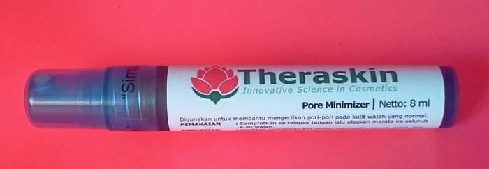 Jual Theraskin Pore Minimizer Serum -Theraskin Serum Pengecil Pori- - Lady's Beautyshop | Tokopedia