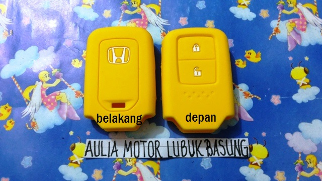 kondom silicon remote honda jazz rs hrv prestige accord city kuning