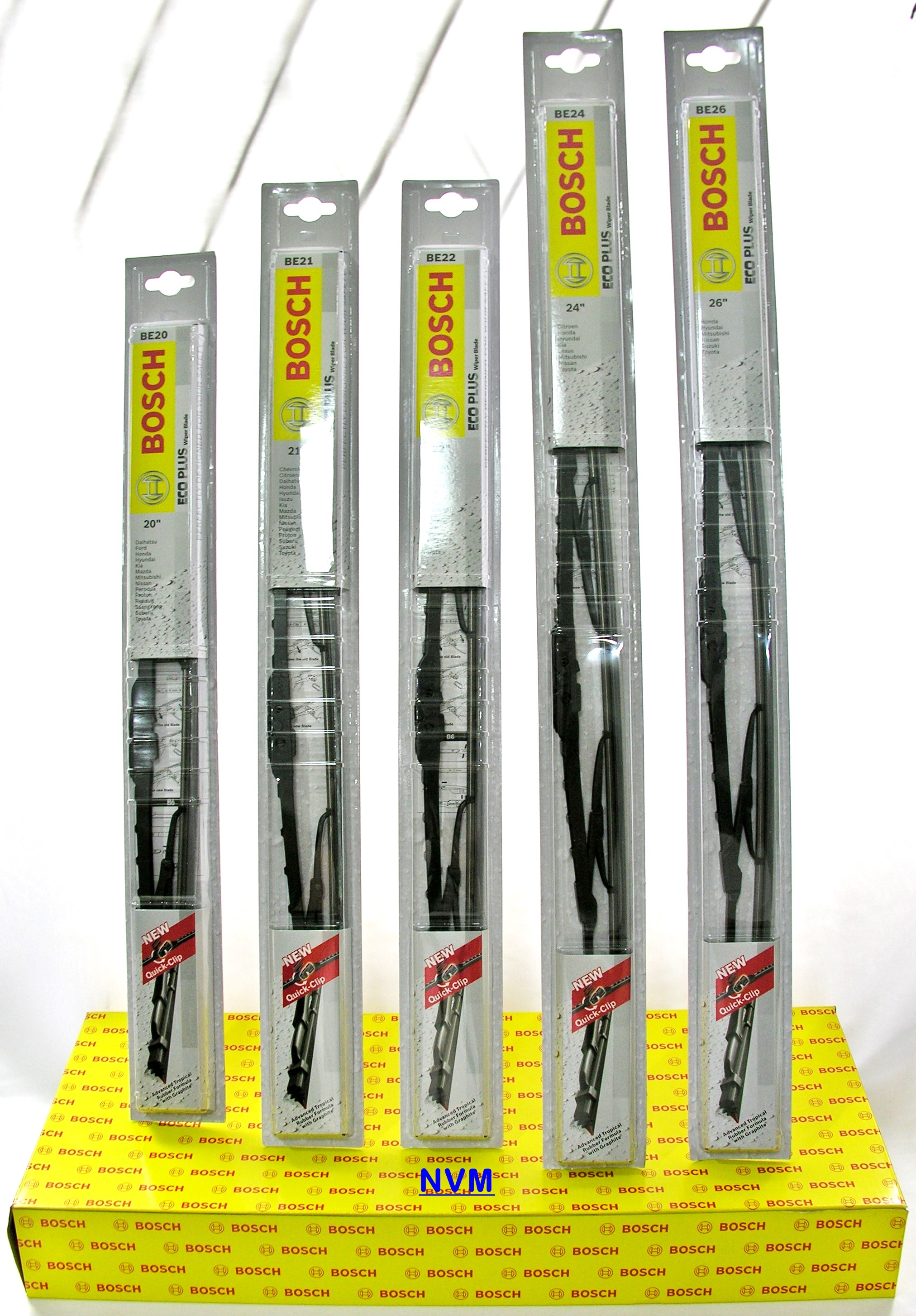 Harga WIPER BOSCH ECO PLUS 22 / 24