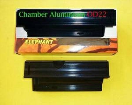 Chamber Almunium OD22 Elephant senapan angin sharp inova / canon 737