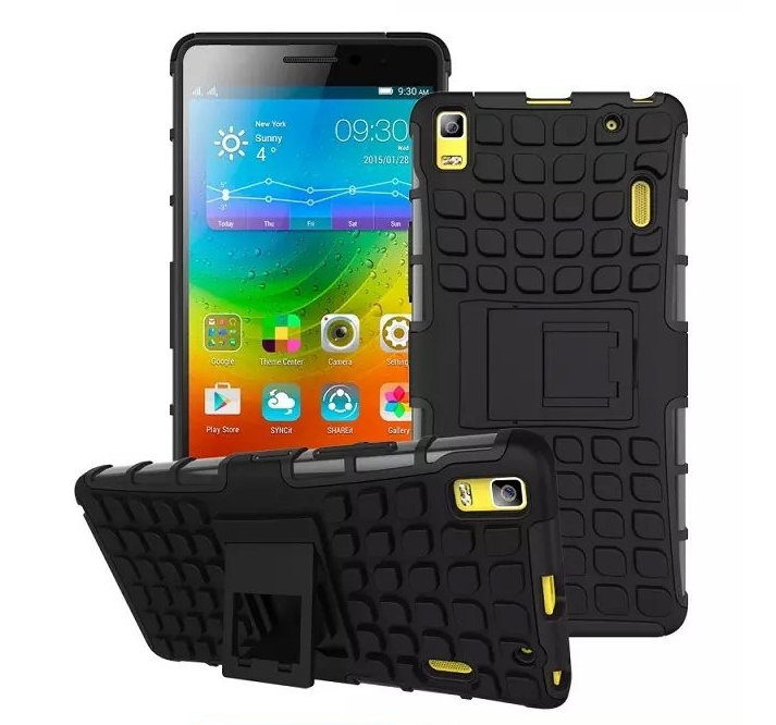 Jual CASING HIGH IMPACT RUGGED ARMOR CASE LENOVO A7000