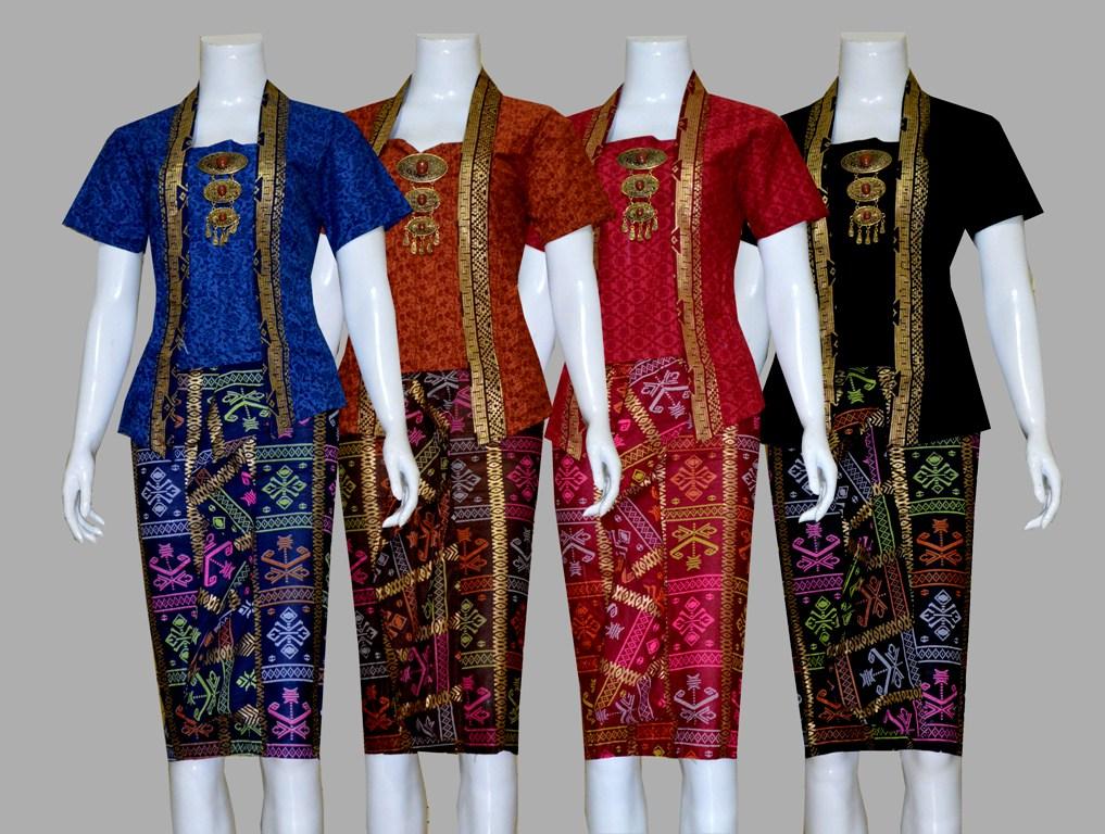 717110 Dress Batik Seragam Batik Blouse Batik Batik Solo. Pusat Grosir ... 94eed0d0df