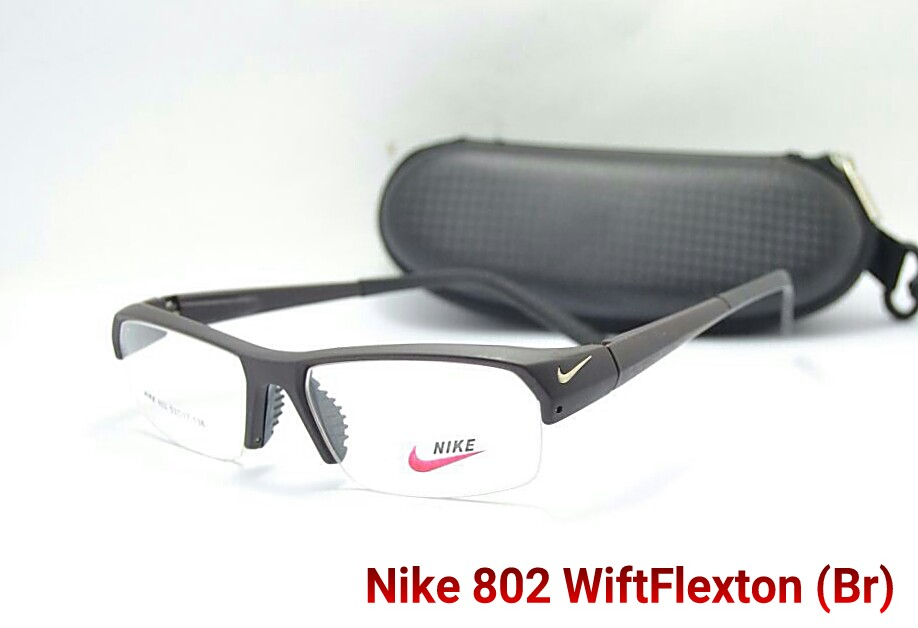 Jual Frame Kacamata - Nike Wift Flexton- Baca Minus - Pria Cowo ... 689172df14