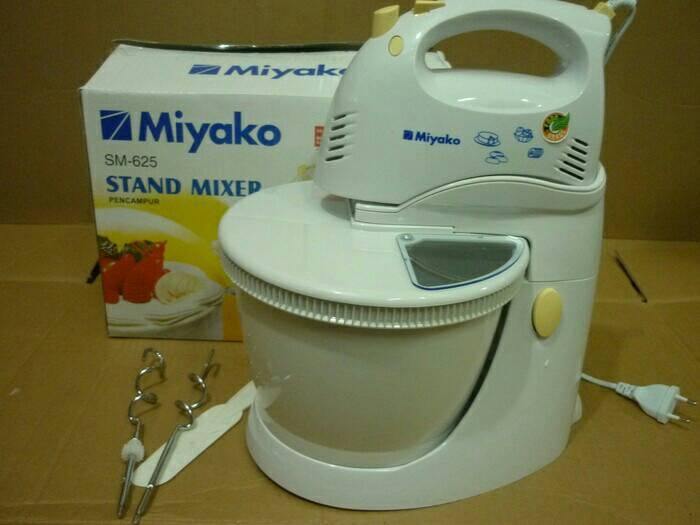 Jual STAND MIXER MIYAKO TIPE SM 625