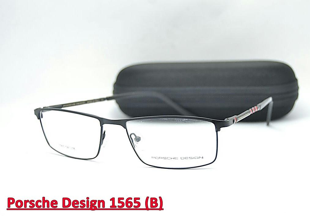 Jual Frame Kacamata - Porsche Design P1565 - Baca/Minus - Optik Melawai - Trusmi