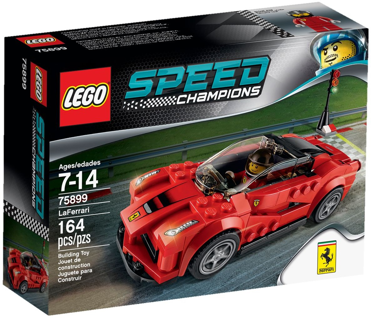 LEGO 75899 - Speed Champions - LaFerrari