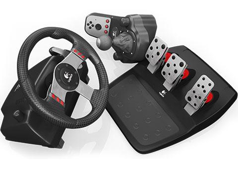 harga Logitech Racing Wheel G27 Tokopedia.com