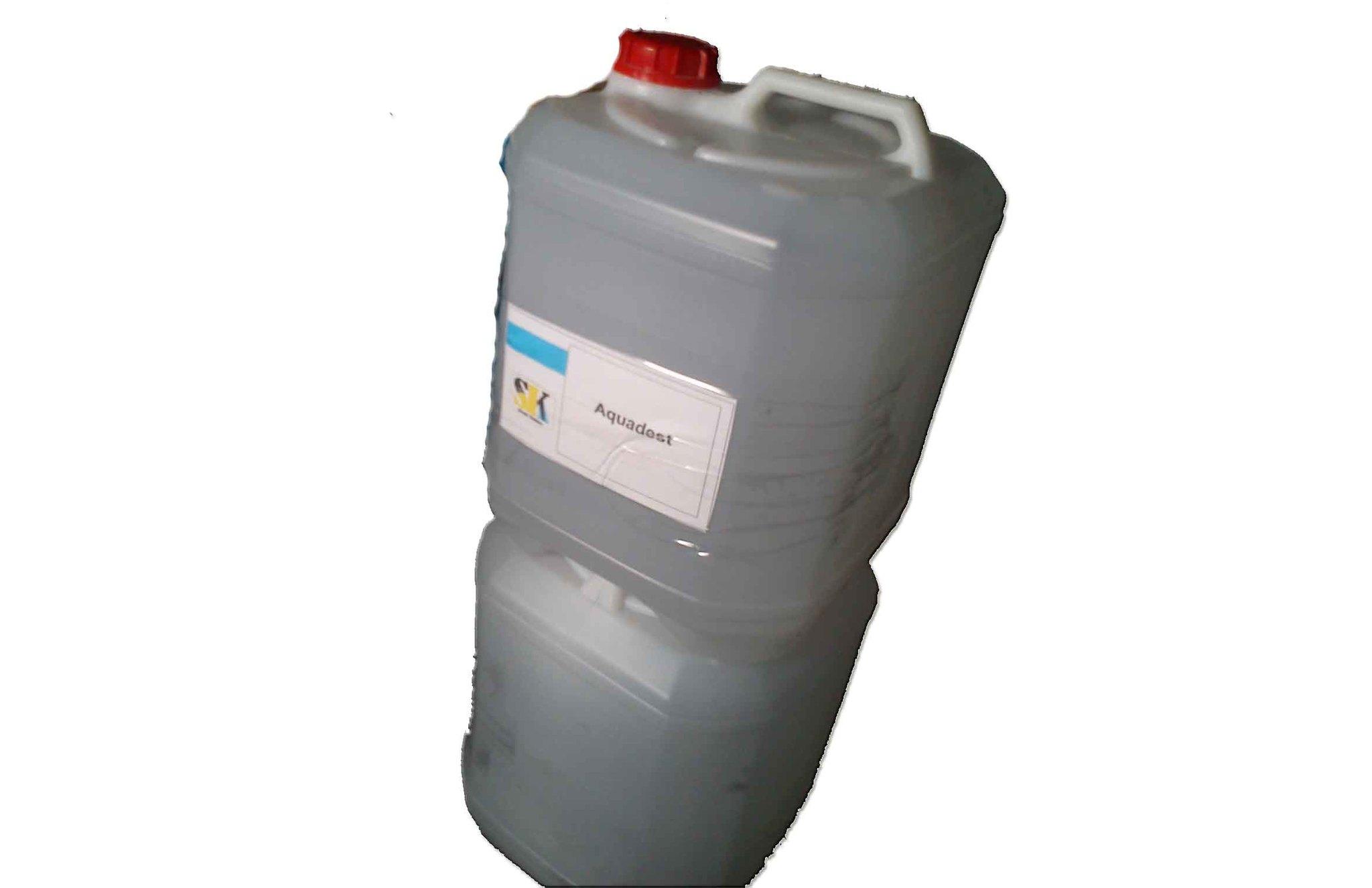 Jual Aquades Aquabides Destilate Water Klaten Bersinar Tokopedia
