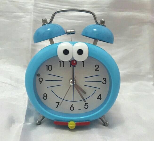 Luar Biasa Besarnya Elektronik Digital Alarm Jam Weker Memimpin 6 Source · Jam Weker Doraemon Putih