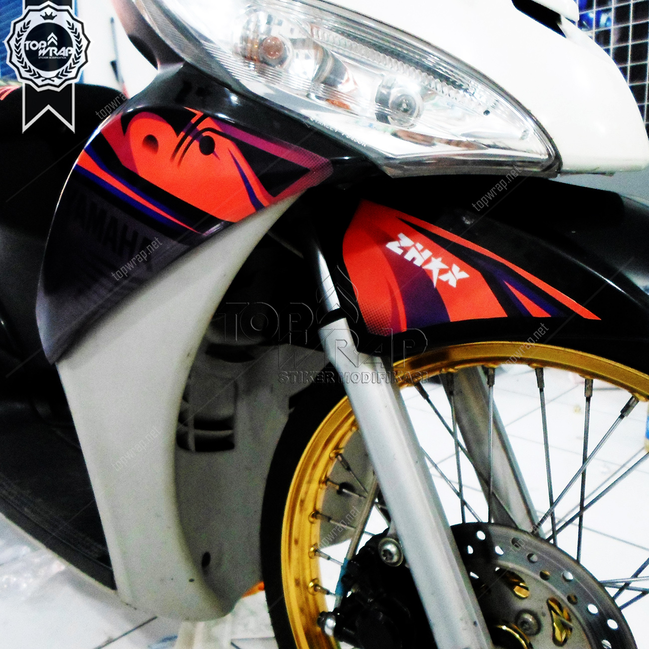 Download Ide Modif Cutting Stiker Motor Vixion Terbaru Botol - Mio decalsdecal motor mio tema transformer powermodif pinterest