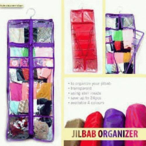 HJO MAXI - Hijab Organizer Maxi / Tempat Jilbab Kerudung dan Syal