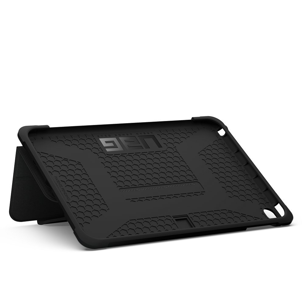 Urban Armor Gear UAG Folio Case for iPad Mini 4 Retina - Hitam