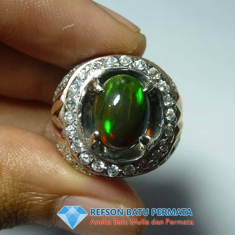 harga Kalimaya Black Opal Jarong (BO2614) Memo IGL Tokopedia.com