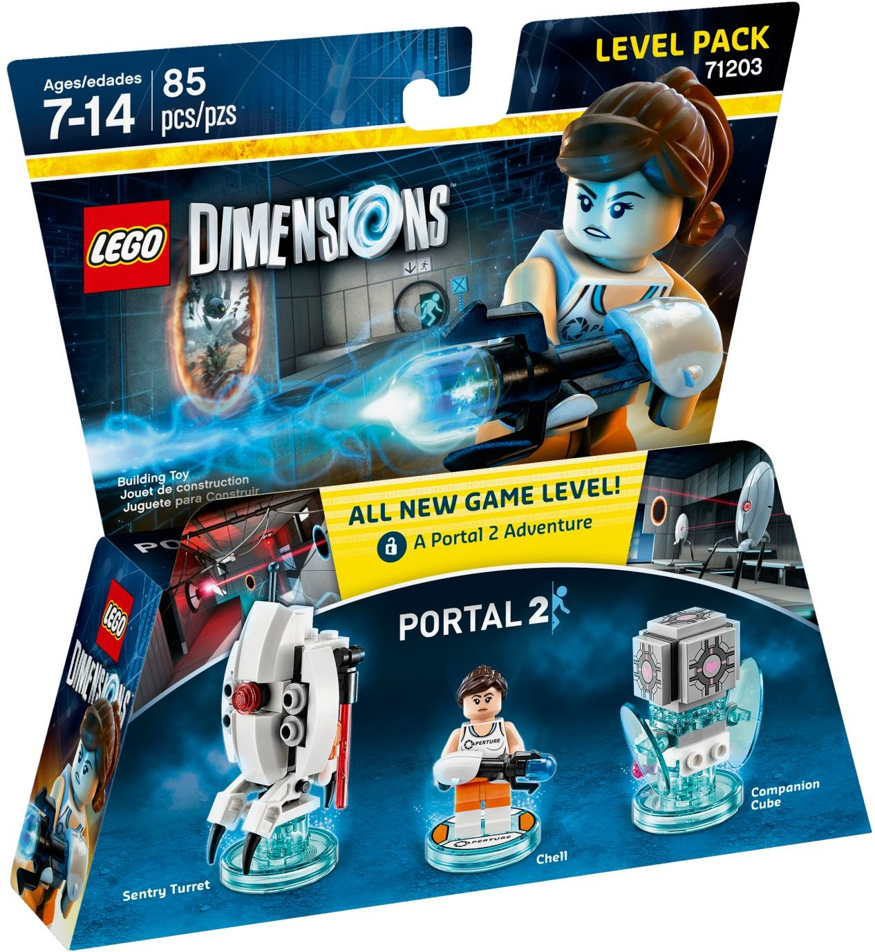 LEGO 71203 - Dimensions - Level Pack: Portal 2
