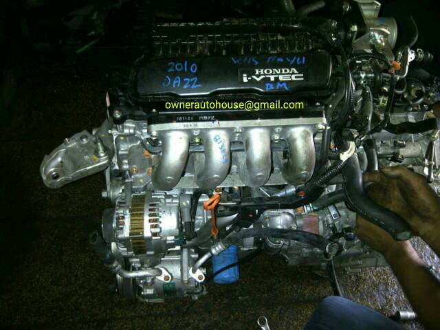 Mesin L15A VTEC JAZZ