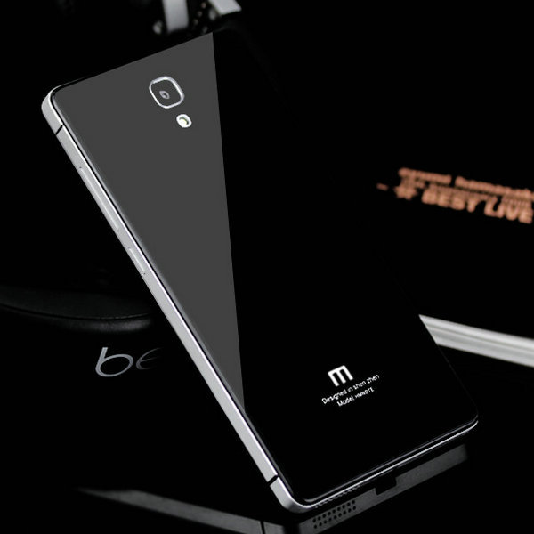 Back Door Glass Hardcase Xiaomi Redmi Note Redmi Note 1 Black Source Jual Tempered Glass Back