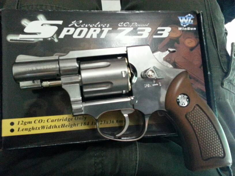 harga Airgun Wingun WG 733 4,5mm Gotri + Mimis Tokopedia.com