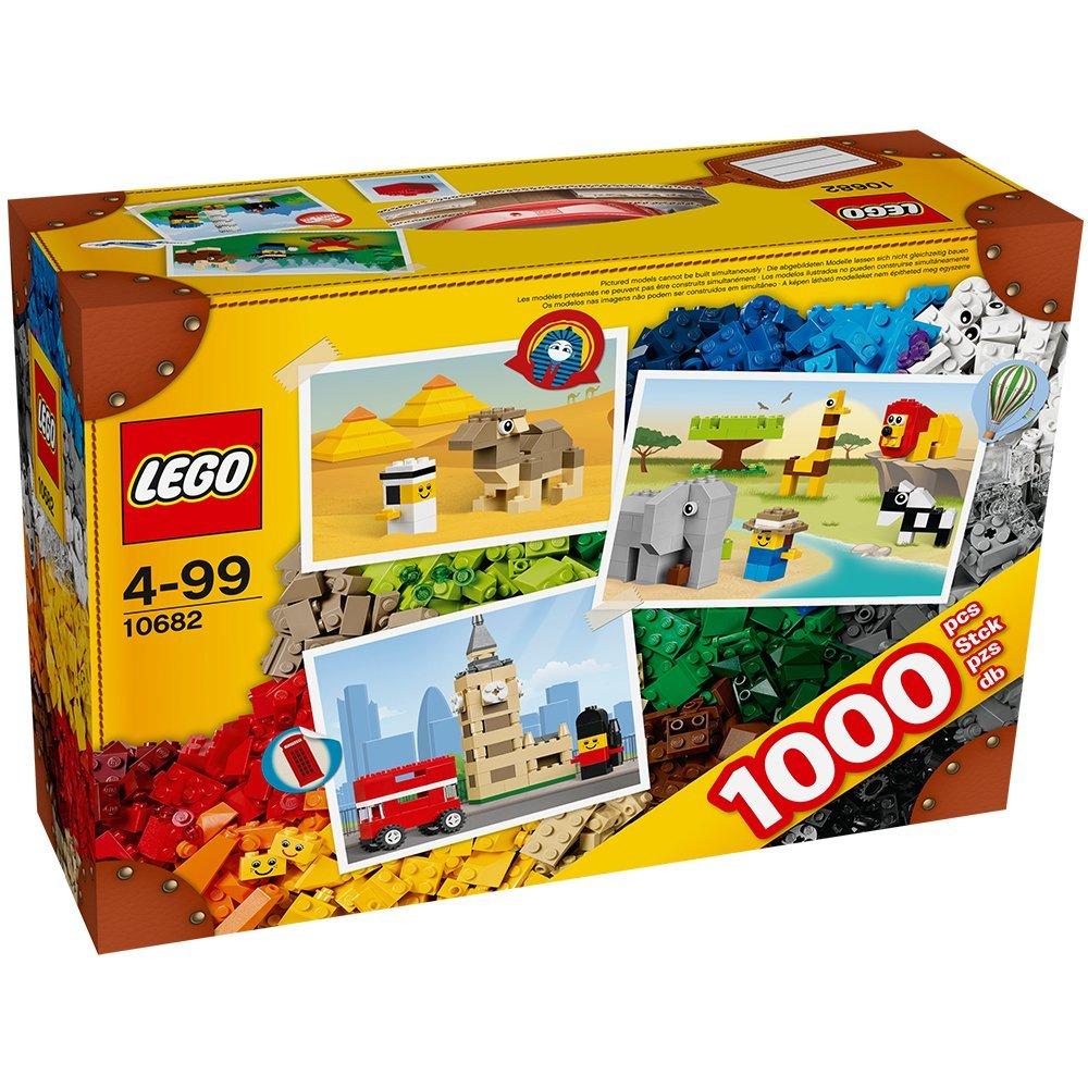 LEGO # 10682 BASIC  Bricks & More Creative Suitcase
