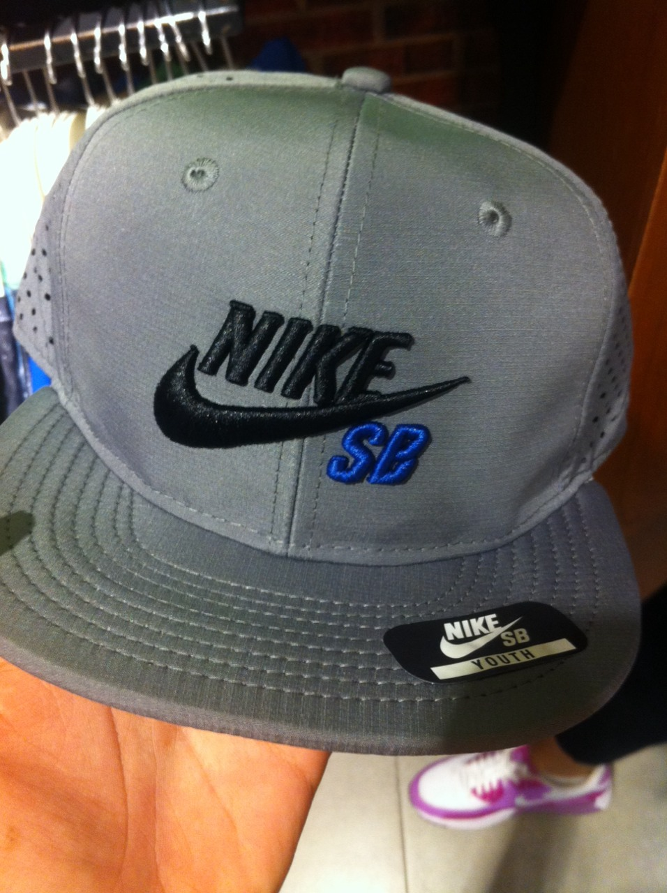 where to buy jual topi snapback nike sb dri fit original kevinjordan23  tokopedia c0d5e a6dc4 a56925fefa