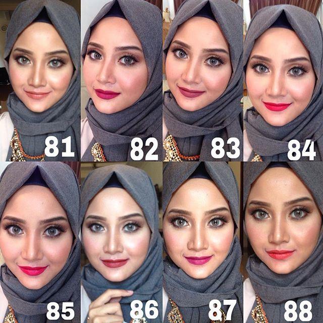 Lipstick matte purbasari 81 dan 90