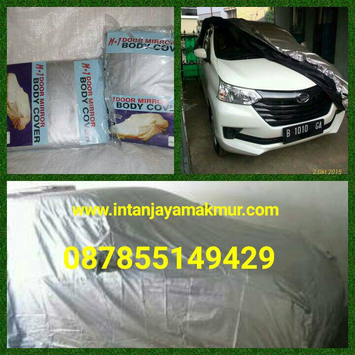 Body Cover Jazz / Selimut Mobil Jazz
