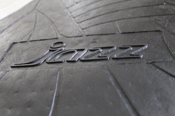 Karpet Lantai Mobil Honda JAZZ 1 Set/4 Lembar