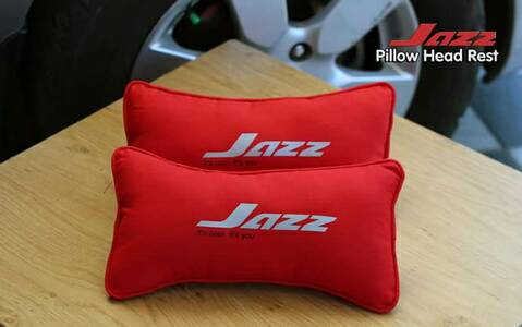 pillow headrest honda jazz