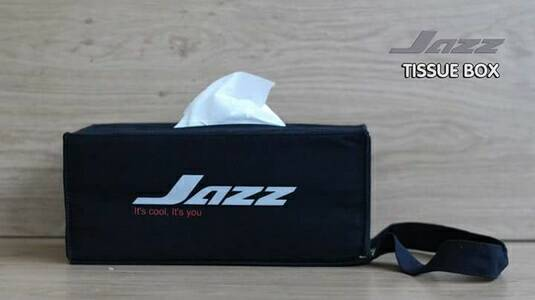 tissue box honda jazz