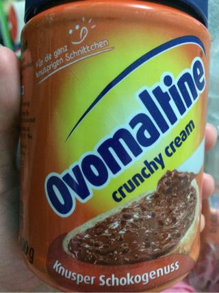 harga Ovomaltine Chrunchy Cream Tokopedia.com