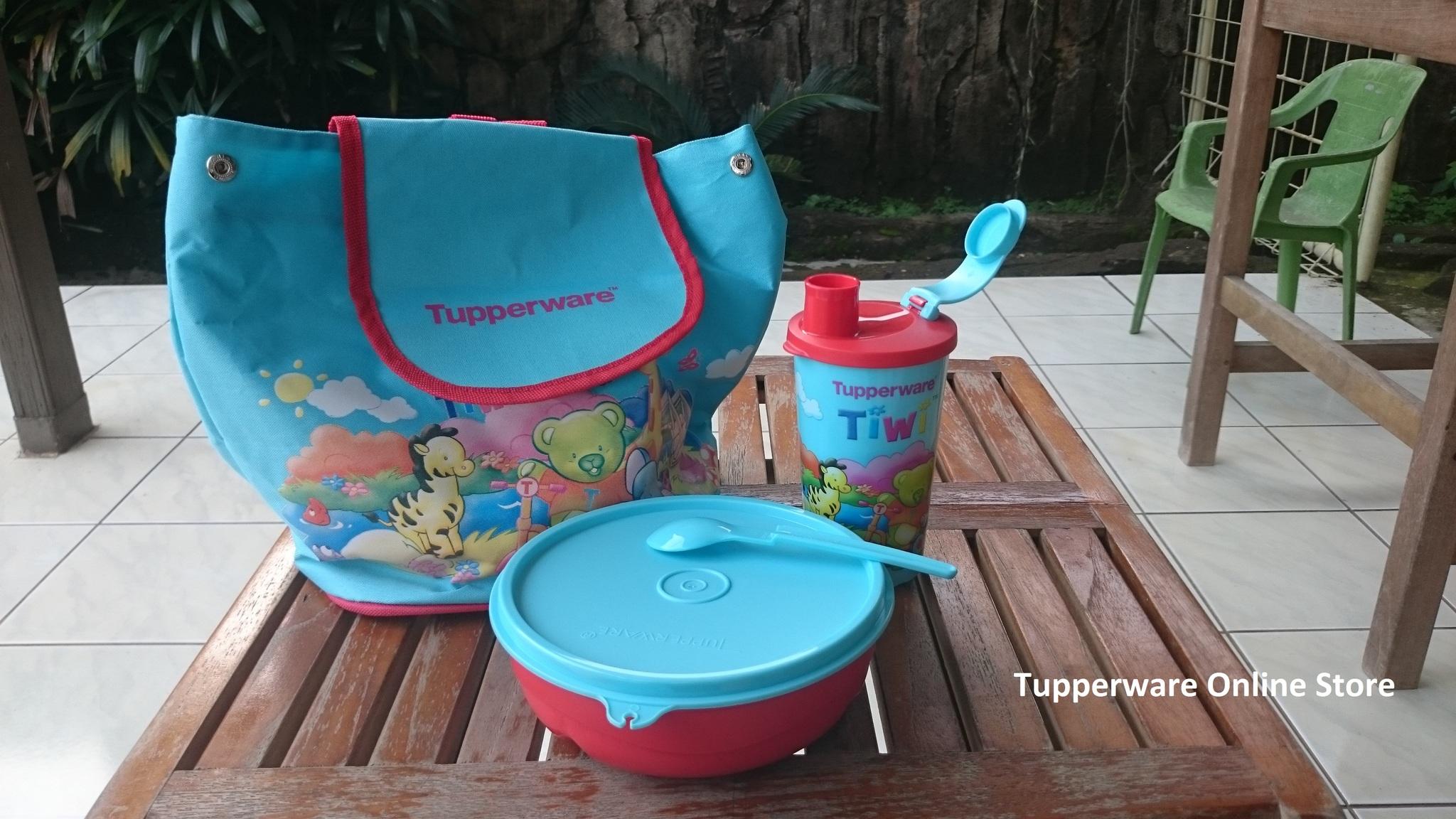 Jual Tupperware Tiwi N Friends