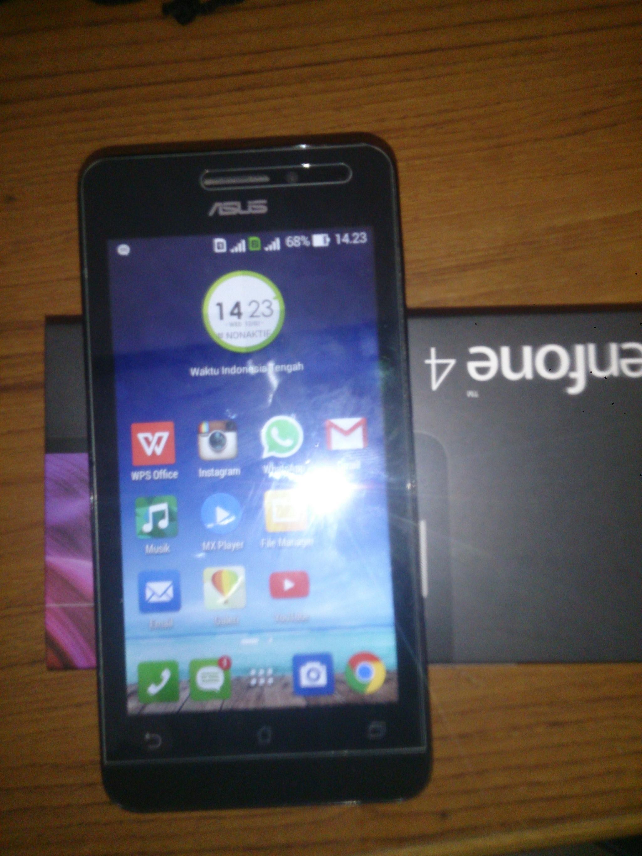 Jual Asus Zenfone 4s A450cg Second Nero Tokopedia