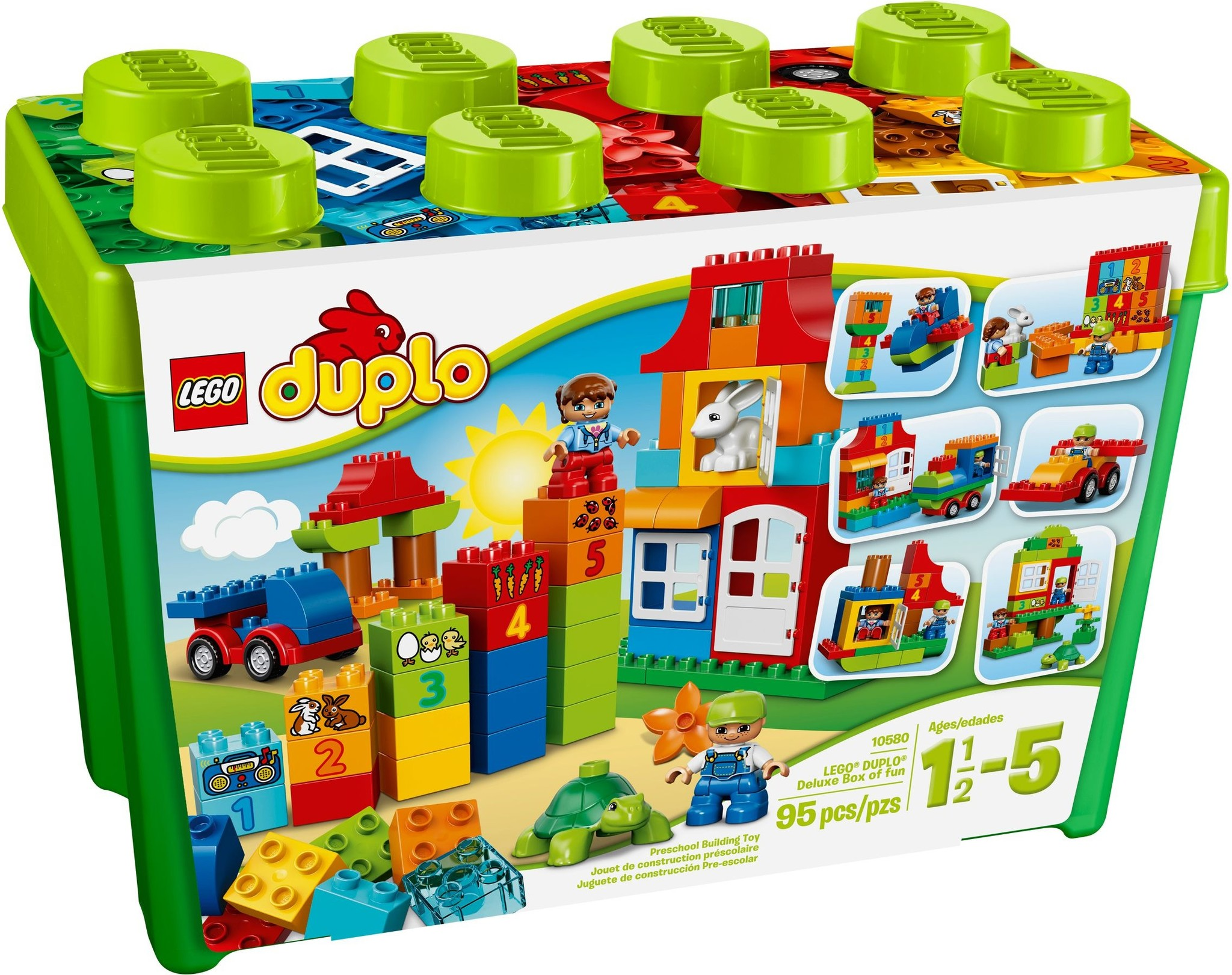 LEGO 10580 - Duplo - Deluxe Box of Fun