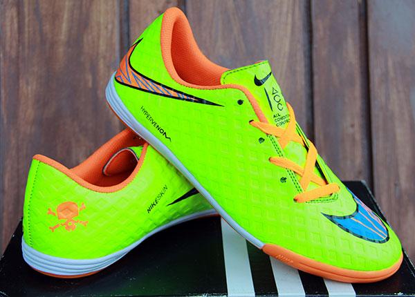 Nike Hypervenom Hijau Stabilo KW Super(Sepatu futsal,bola,murah ...