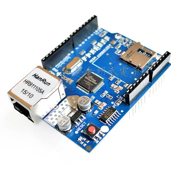 Arduino Wiznet Ethernet W5100 Shield W5100-SHIELD