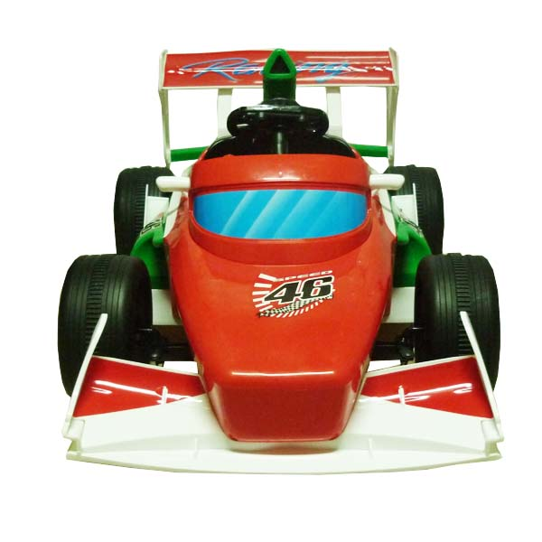 Doestoys Mobil Mainan aki DT F4mula - RED