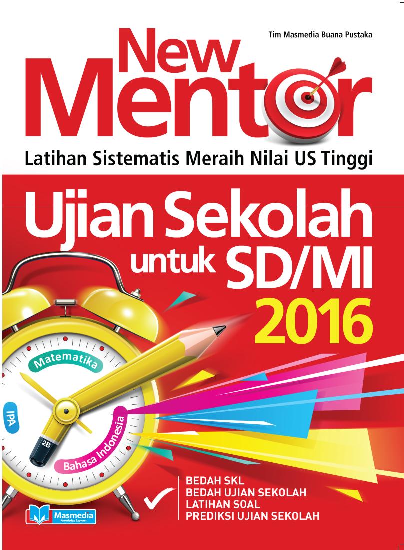 Jual Buku Mentor Us Sd 2016 Diskon 20 Ojanis Ojanis Shop Tokopedia