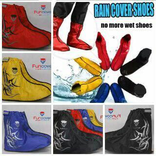 Harga Rain Cover Shoes / Jas Hujan Sepatu FUNCOVER Grosir / Distributor