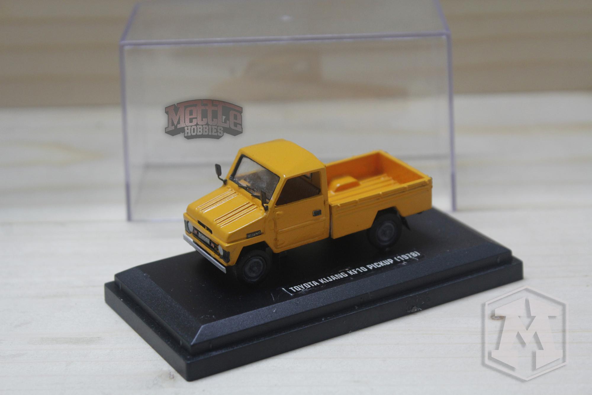 Diecast Custom - Toyota Kijang KF10 PickUp 1978 [ Kijang Buaya ]