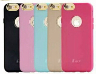 Distributor Soft Case Iface Colorfull Murah