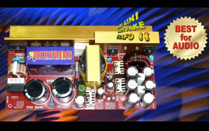 harga TRAFO 20A SMPS 80V CT 20A  COCOK BUAT POWER AMPLIFIER Tokopedia.com