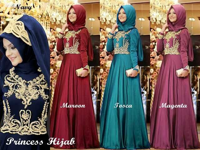 princes hijab fit  L . GD